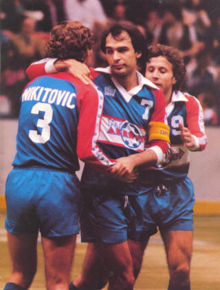 Arrows 80-81 Home Back Nikitovic, Zungul, Alberto
