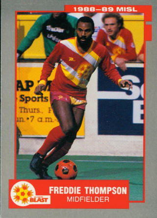 Blast 87-88 Home Freddie Thompson