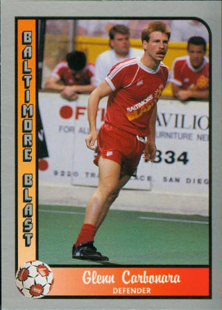 Blast 89-90 Home Glen Carbonara
