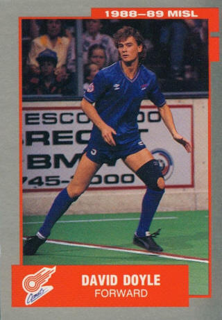 Comets 87-88 Home David Doyle