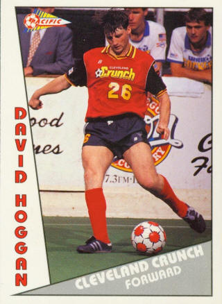 Crunch 90-91 Home David Hoggan, Sockers