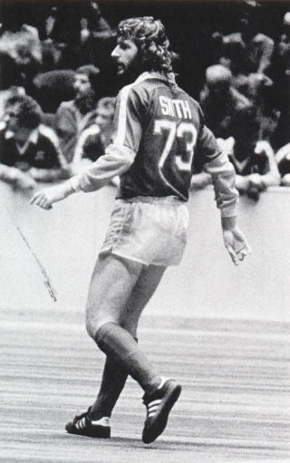 Fever 79-80 Home Back Bobby Smith