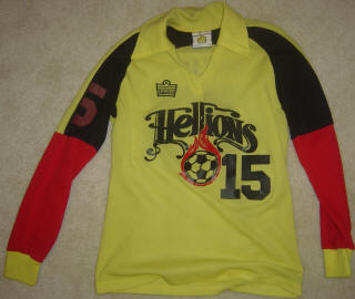 Hellions 79-80 Road Jersey Joe Ryan