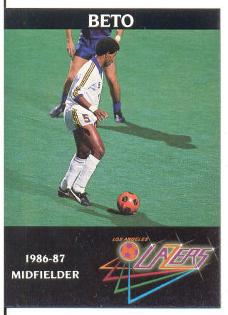 Lazers 86-87 Road Back Beto