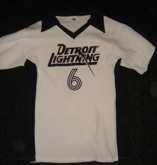 Lightning 79-80 Road Jersey Flemming Lund