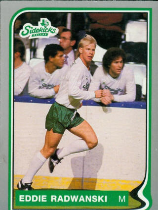 Sidekicks 86-87 Road Eddie Radwanski
