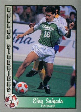 Sidekicks 89-90 Home Eloy Salgado