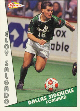 Sidekicks 90-91 Home Eloy Salgado