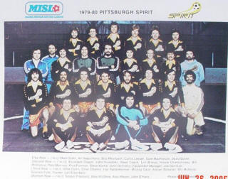 Spirit 79-80  Home Team