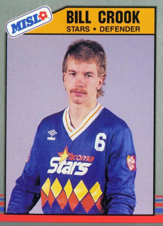Stars 87-88 Home Bill Crook