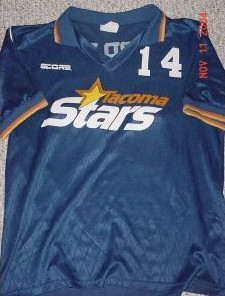 Stars 88-89 Home Jersey Godfrey Ingram