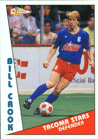 Stars 90-91 Home Bill Crook