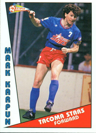 Stars 90-91 Home Mark Karpun