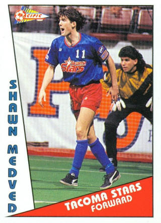 Stars 90-91 Home Shawn Medved