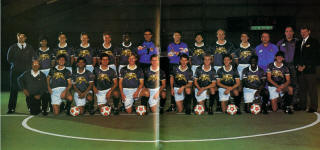 St. Louis Storm 1989-90 Team Picture