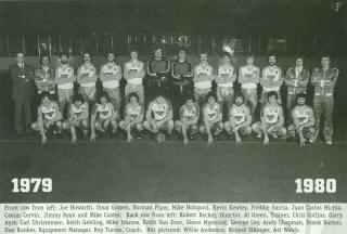 Wichita Wings 1979-80 Team Photo