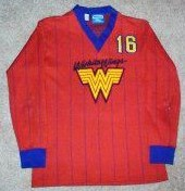 Wings 81-82 Home Jersey John Cutbush