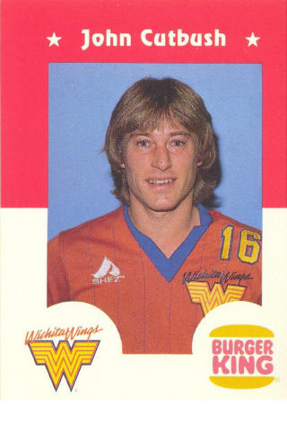 Wings 82-83 Head John Cutbush