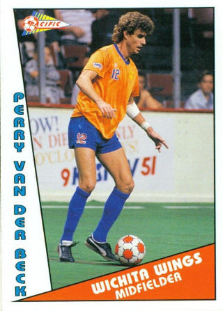 Wings 90-91 Home Perry Van Der Beck