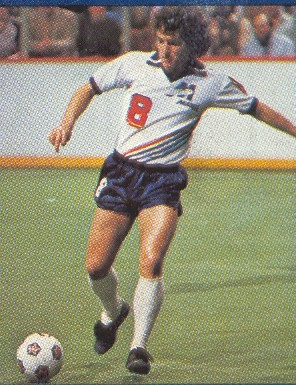 NASL Soccer Montreal Manic 81-82 Indoor Home Tony Towers