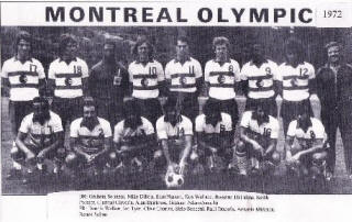 Olympique 72 Home Team