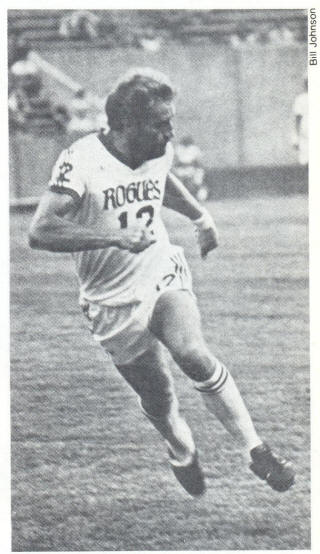 NASL Soccer Memphis Rogues 78 Home Henry McCully