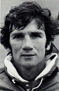 NASL Soccer Tulsa Roughnecks 79 Head John Rowlands
