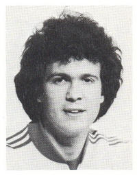 NASL Soccer Tulsa Roughnecks 81 Head Chris McGrath