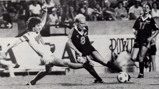 NASL Soccer Tulsa Roughnecks 84 Road Ron Futcher