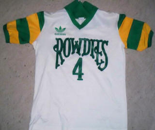 Rowdies 78 Home Jersey Arsene Auguste