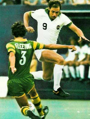 NASL Soccer Tampa Bay Rowdies 78 Road Back Fleeting