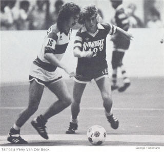 NASL Soccer Tampa Bay Rowdies 79-80 Indoor Road Perry Van Der Beck.jpg