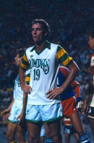 NASL Soccer Tampa Bay Rowdies 80 Home Neill Roberts