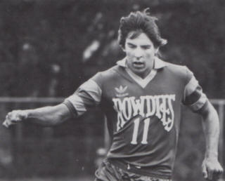 Rowdies 80 Road Dave Taber