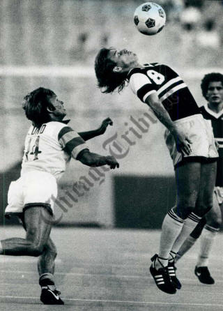 Rowdies 83 Home Back Flemming Lund, Sting