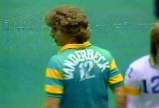 NASL Soccer Tampa Bay Rowdies 83-84 Indoor Road Back Perry Van Der Beck.JPG