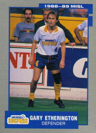 Sockers 88-89 Road Gary Etherington