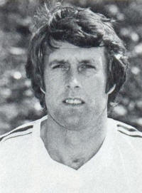 NASL Soccer Seattle Sounders 76 Head Geoff Hurst
