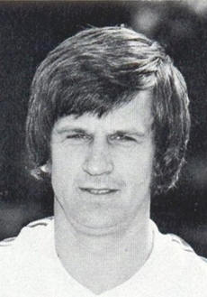 Sounders 76 Head Gordon Wallace