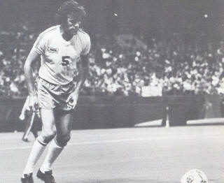 NASL Soccer Seattle Sounders 76 Home Mike England