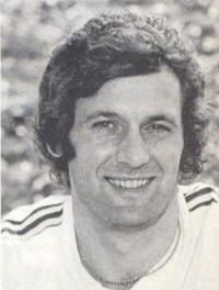 NASL Soccer Seattle Sounders 77 Head Mickey Cave