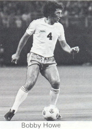 NASL Soccer Seattle Sounders 77 Home Bobby Howe