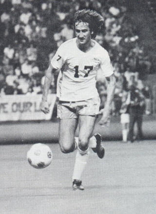 NASL Soccer Seattle Sounders 77 Home Dave Gillett 2