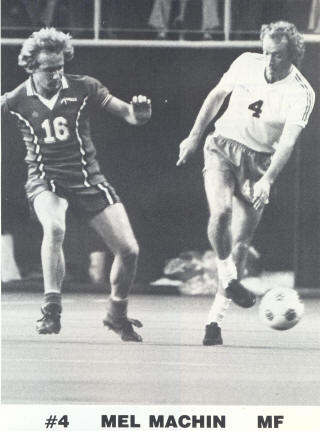NASL Soccer Seattle Sounders 77 Home Mel Machin 2