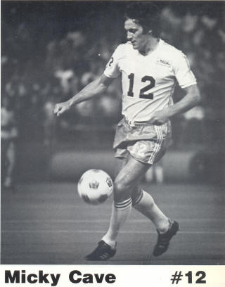 NASL Soccer Seattle Sounders 77 Home Mickey Cave 3
