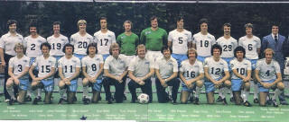 NASL Soccer Seattle Sounders 77 Home Team.JPG