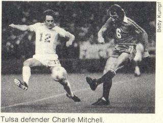 NASL Soccer Seattle Sounders 78 Home Mickey Cave 2