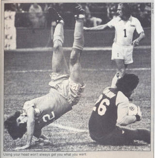 NASL Soccer Seattle Sounders 79 Goalie Back Mike Ivanow