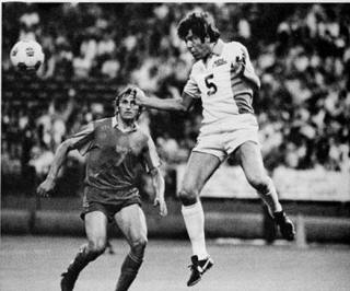 NASL Soccer Seattle Sounders 79 Home Mike England 2