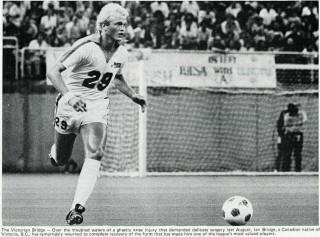 NASL Soccer Seattle Sounders 80 Home Ian Bridge 2